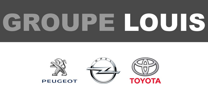 Logo GROUPE LOUIS